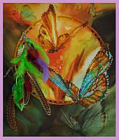 Набор для вышивки бисером Удивительные бубны Картины бисером