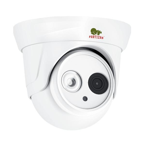 IP-видеокамера купольная Partizan IPD-5SP-IR 4K v1.0