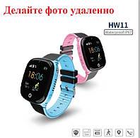 Смарт часы детские HW11 Smart Baby Watch с камерой, водонепроницаемые