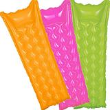Надувные пляжные матрасы для плавания