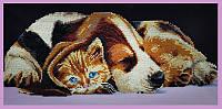 Набор для вышивки бисером Старший друг Картины бисером