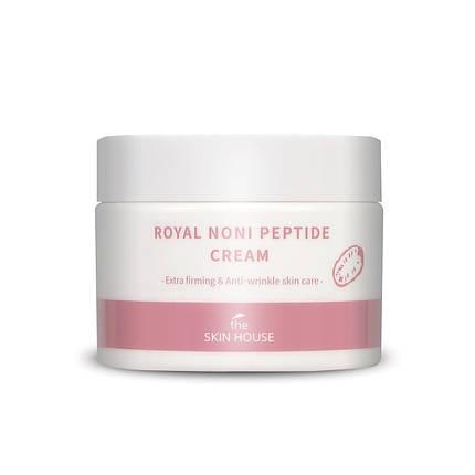Укрепляющий крем против морщин с пептидами The Skin House Royal Noni Peptide Cream, 50 мл , фото 2