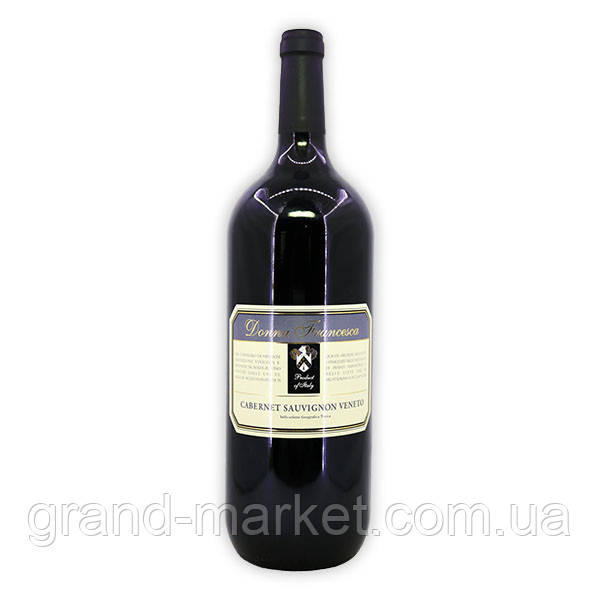 "Вино червоне ""Donna Francesca Cabernet Sauvignon Veneto"" IGT, 1.5 l"