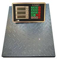 Товарные весы Олимп TCS-102С-13 (300кг). 450х600 мм., фото 1