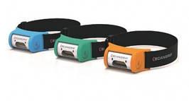Светодиодный аккумуляторный налобный фонарик - Scangrip I-View Promotion Kit 3шт orange/green/blue (49.0219)