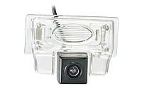 Камера заднего вида Fighter CS-HCCD + FM-27 (Nissan)