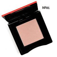 Румяна 1-цветные с эффектом естественного сияния для лица Shiseido Innerglow Powder, 01 шампань 4 г.