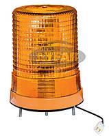 Мигалка желтая под лампочку 24 вольт TR512-3 для грузовиков(8328TR5123)