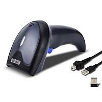 Беспроводной Сканер Штрих-Кода 2D QR-Сканер NETUM NT-W2