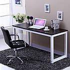 """Письменный стол  """"Батт"""" для подростка из дерева в стиле loft, фото 4"""