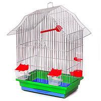 Клетка для птиц Мини 2 цинк