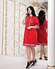 Женское платье-туника в спортивном стиле (р. 48-50, 52-54), фото 3