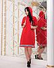 Женское платье-туника в спортивном стиле (р. 48-50, 52-54), фото 2