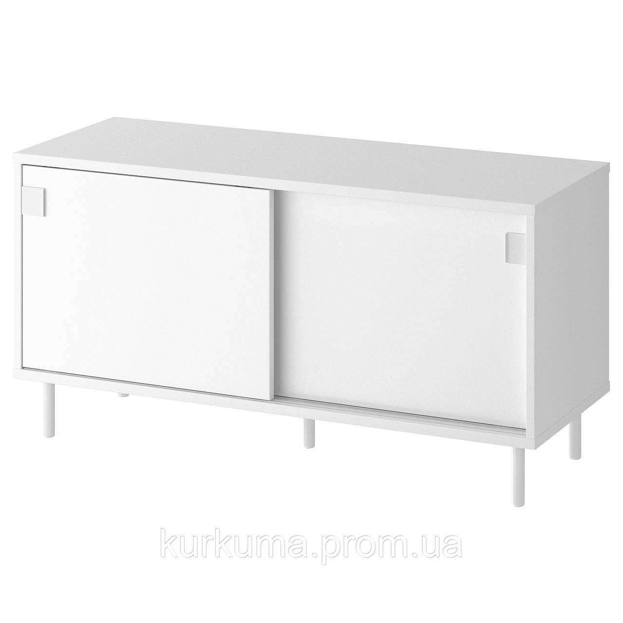 IKEA MACKAPAR Скамья с полками  (103.347.53)