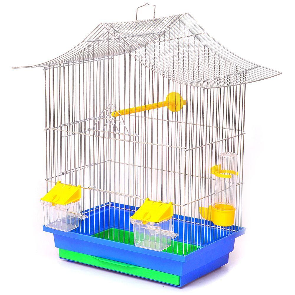 Клетка для птиц Мини 3 цинк