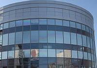 Фасад алюминиевый полтава, Фасад светопрозрачний, витраж алюминиевый