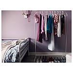 IKEA MULIG Вешалка для одежды, белый  (601.794.34), фото 3