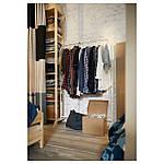 IKEA MULIG Вешалка для одежды, белый  (601.794.34), фото 6