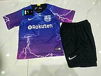 Детская футбольная форма Барселона , лимитированная версия, сезон 2019/20