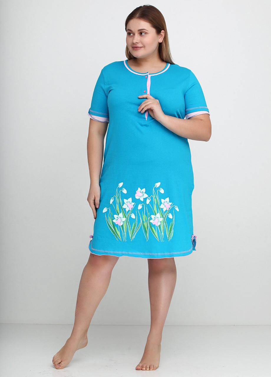 """Женская ночная сорочка """"Нарцисс"""""""