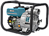 Мотопомпа бензиновая Könner Söhnen KS 80TW (грязная вода)