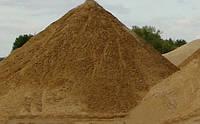Горный мытый песок для строительных работ