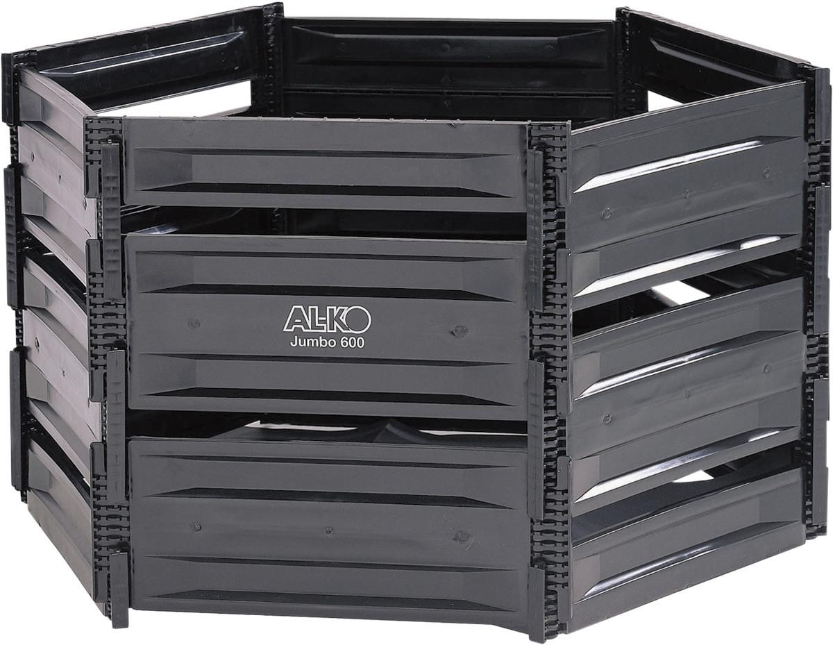 Компостер AL-KO Jumbo 600 (Бесплатная доставка по всей Украине!)