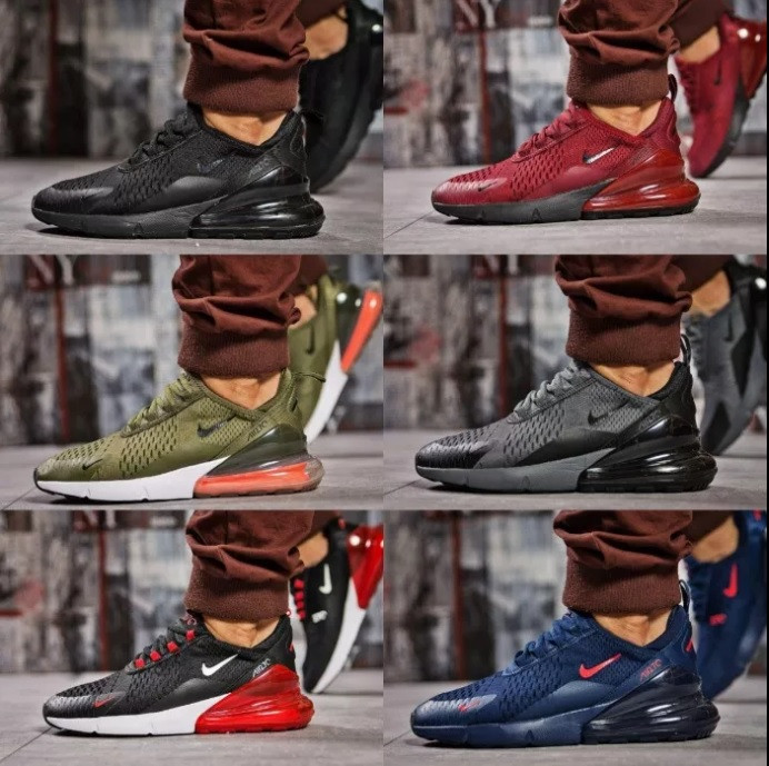08f143494 Мужские кроссовки Nike Air Max 270 (арт. 934195724) - Aleksa - интернет-