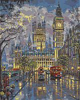 Картина по номерам - Дворец Вестминстер