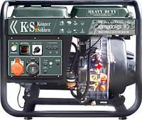 Дизельный генератор Könner&Söhnen KS 9000 HDE-1/3