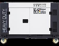 Генератор дизельный Könner & Söhnen KS 14200HDES 1/3 ATSR, фото 1
