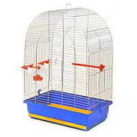 Клетка для птиц Люси цинк