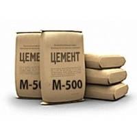 Фасованный цемент М500 по 25 кг