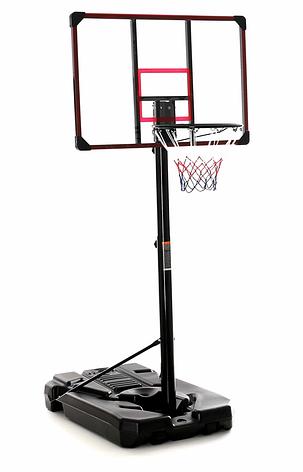 Мобильная баскетбольная стойка Lux 305, производство Германия, фото 2