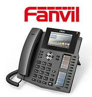 Новые возможности IP-телефонов Fanvil X6 и X5S