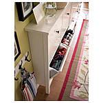 IKEA HEMNES Шкаф для обуви, белый  (601.561.21), фото 6