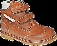 Ботинки демисезонные 06-560, бежевый, 21, фото 1