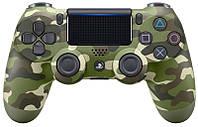 Геймпад Sony PS4 Dualshok 4 V2 Green Cammo