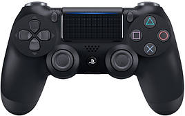 Геймпад Sony PS4 Dualshok 4 V2 Чорний (CUH-ZCT2E/BLACK)