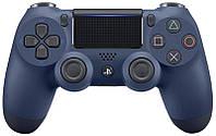 Геймпад Sony PS4 Dualshok 4 V2 Midnight Blue