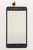 Оригінальний тачскрін / сенсор (сенсорне скло) для Leagoo Z7 (чорний колір)
