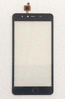 Оригінальний тачскрін / сенсор (сенсорне скло) для Leagoo Z7 (чорний колір), фото 1