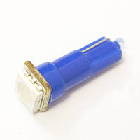 LED Galaxy T5 ( W3W ) 5050 1SMD Blue (Голубой)