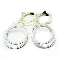 Ангельские глазки BMW (E46 2D) CCFL White (Белые)