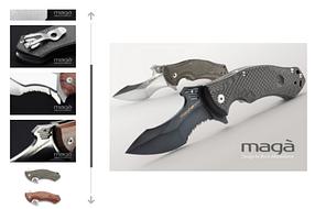Нож Viper Maga