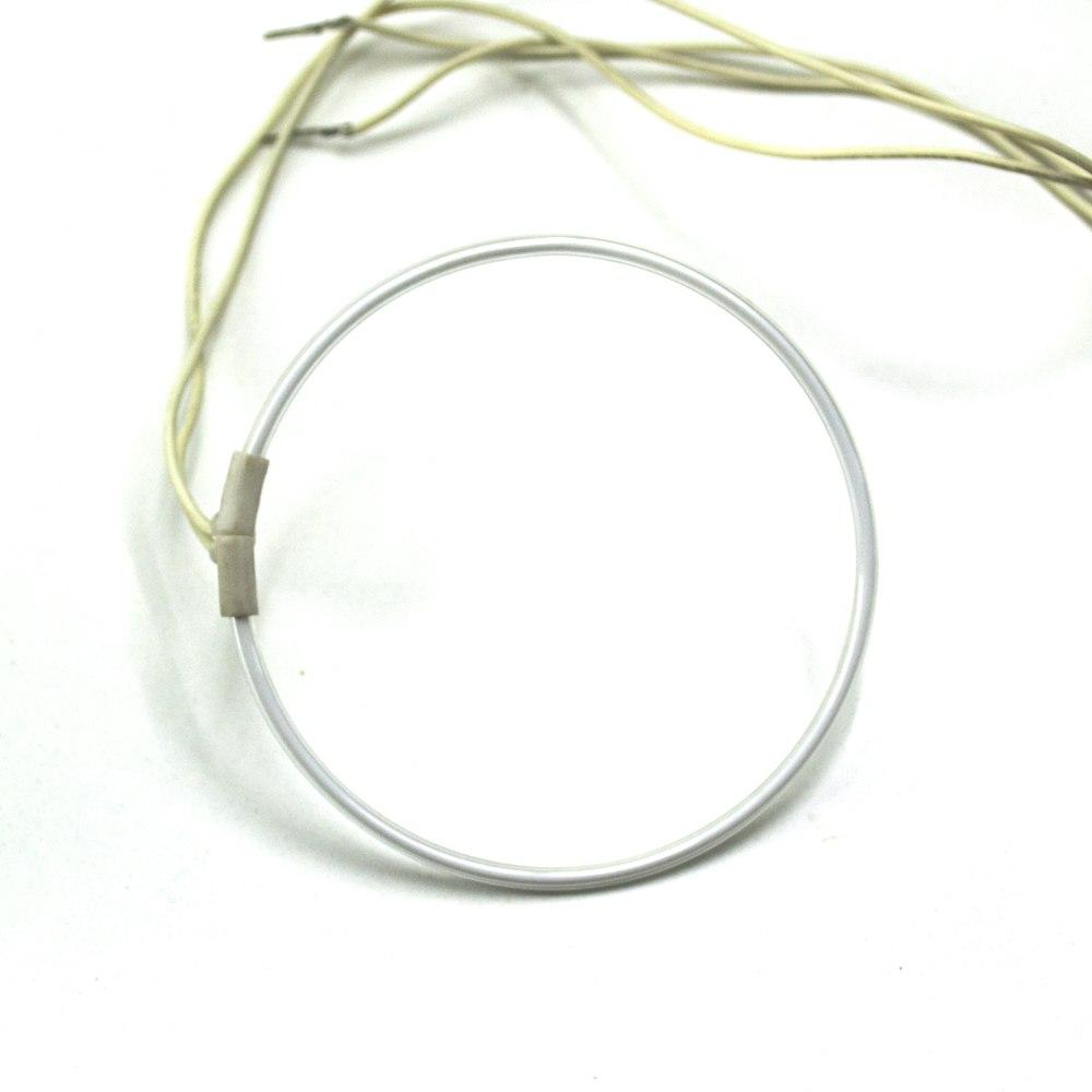 Ангельский глазик CCFL 90 мм White (Белый)