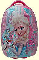 """Детский чемодан  для девочек  """"Эльза""""(Elsa) тип 1"""