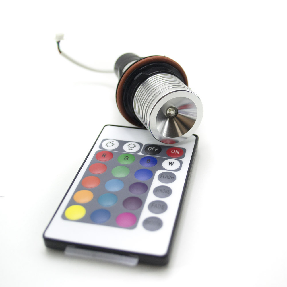 LED(Marker) Galaxy BMW E39-E87 RGB 2*5w IR (Пульт)