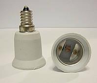 Перехідник для ламп з цоколем Е-14 Е-27