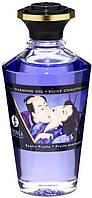Согревающее масло для интимных поцелуев со вкусом экзотические фрукты Shunga